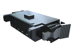 5.00 mm PowerStrip™/30 A Discrete Wire Socket Housing