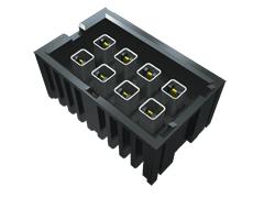 4.00 mm IsoRate® 50Ω高絶縁性RFプラグ ストリップ