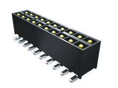".100"" Mini Mate® Isolated Power Connector Terminal Strip"