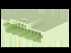 1.00 mm Micro Mate™1列ディスクリートワイヤーケーブル アッセンブリーハウジング、ターミナル