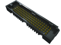 ".050"" LP Array™ High-Speed High-Density Low Profile Open-Pin-Field Array, Terminal"