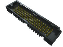 """.050"""" LP Array™高速高密度轻薄型端子开放式端子阵列,针脚"""