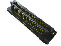 0.80 mm Razor Beam™高速无极性针脚/插座料带