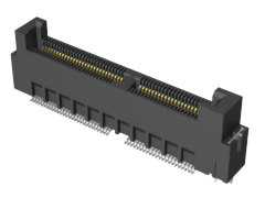 0.50 mm Mini Edge Card Connector, Vertical
