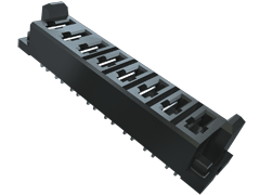 5.00 mm PowerStrip™/30 A Dual Leaf Socket Strip