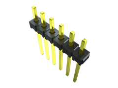 2.00 mm Variable Post Height Terminal Strip