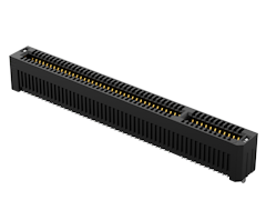 1.00 mm PCI Express® Slim Edge Card Connector