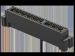1.00 mm PCI Express® Gen 5エッジカード コネクター