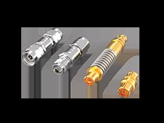 50欧姆SMPM插孔,射频适配器