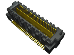 0.635 mm Q2™ High-Speed Rugged Ground Plane Terminal Strip
