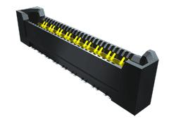 0.80 mm Q Rate®ハイスピード グランドプレーン スリムボディ ソケットストリップ、ディファレンシァル ペア