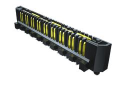 0.80 मिमी Q रेट® हाई-स्पीड ग्राउंड प्लेन पतली बॉडी टर्मिनल पट्टी, अलग जोड़ा