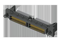 0.50 mm Q Strip®ハイスピード グランドプレーン ターミナルストリップ、ライトアングル