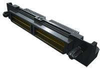 0.635 mm Q Strip®ハイスピード グランドプレーン ターミナルストリップ、ライトアングル