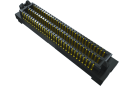 0.80 mm SEARAY™ High-Speed High-Density Open-Pin-Field Array Terminal