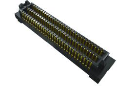 0.80 mm SEARAY™高速高密度端子开放式端子阵列针脚