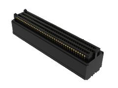 """.050"""" SEARAY™高速高密度引脚片开放式端子阵列针脚,85欧姆"""