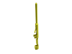 ".050"" Tiger Eye™ Crimp Terminal, Loose Piece"