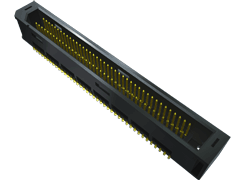 Micro Tiger Eye™ Header Strip, 0.80 mm pitch