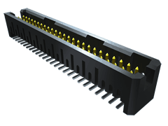 ".050"" Tiger Eye™ High-Reliability Locking Terminal Strip"