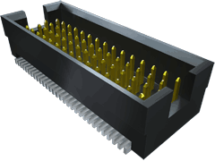 ".050"" FOURRAY™ Quad Row Terminal Strip"