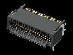 20+ Gbps FireFly™插卡式插座组件