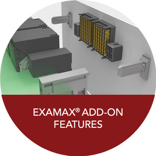 ExaMAX® Add-on Features