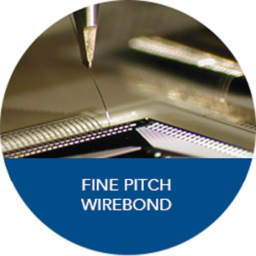 Fine Pitch Wirebond