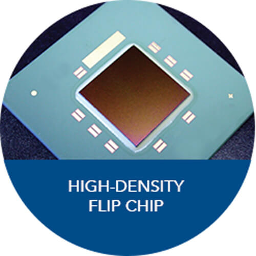 High-Density Flip Chip