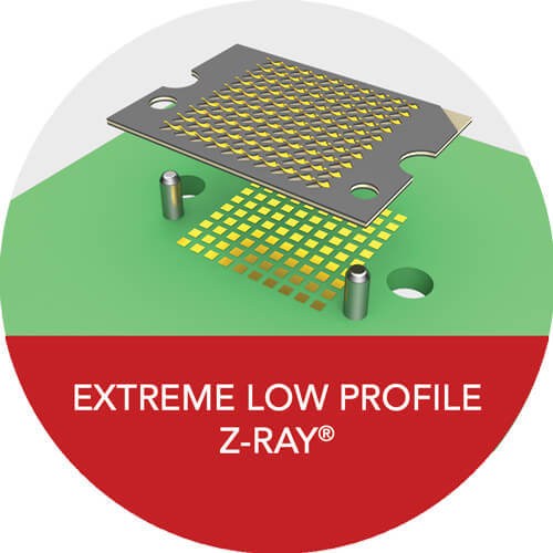 Extreme Low Profile Z-Ray®