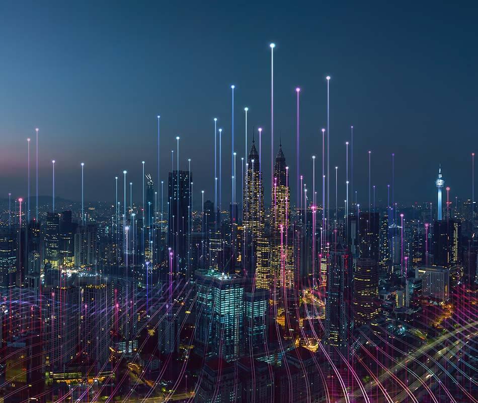 智能城市的应用程序