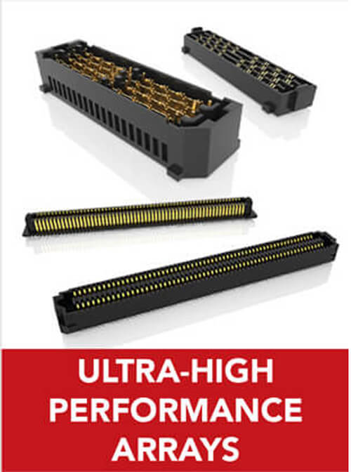 ultra-high performance arrays