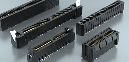 Edge Card Connector Systems
