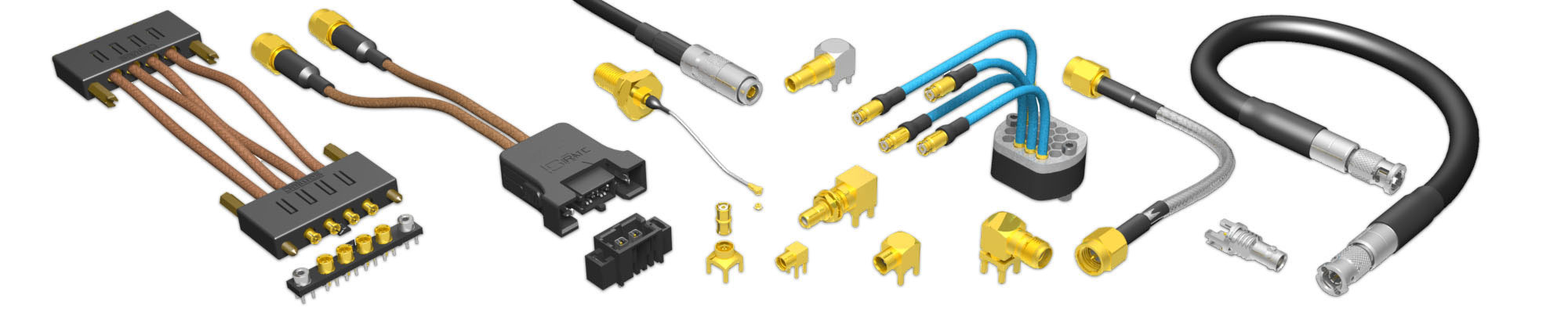 RF Connectors, Cables, and Components